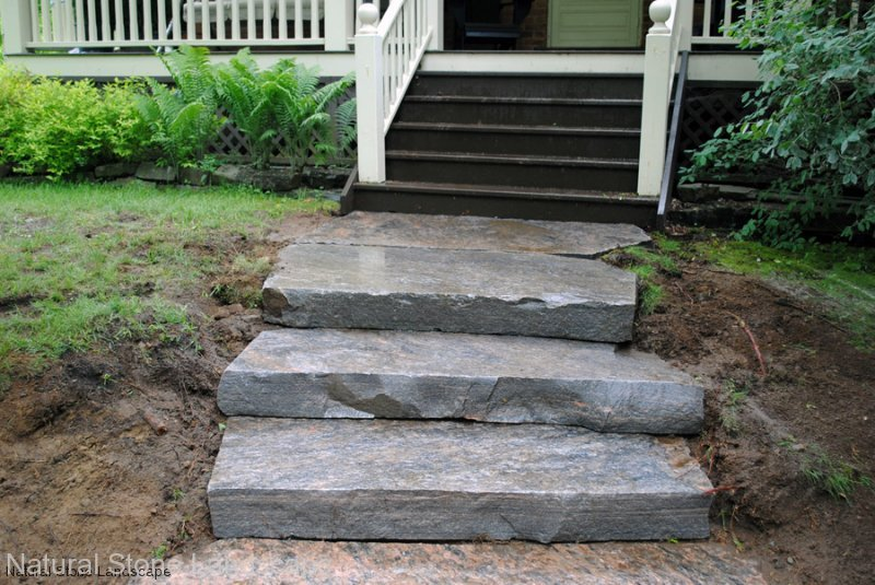 Stairs Natural Stone Landscape