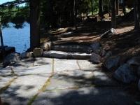 A Patio Near the Dock