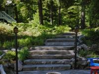 Steps With Lighting